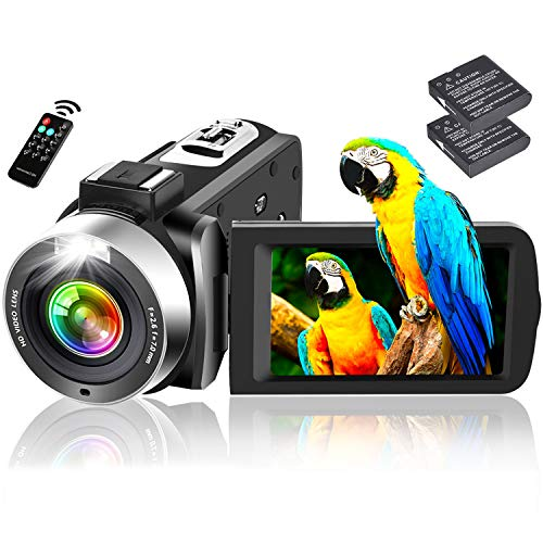 51+qwR87uxL - The 7 Best Budget Camcorders