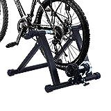 Home Trainer vélo Support d'entrainement Pliable pour vélo de Route VTT...