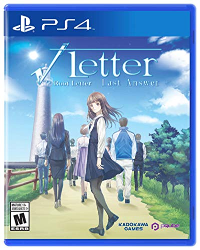Root Letter: Last Answer - PlayStation 4