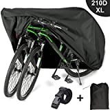 EUGO Bike Cover for 2 or 3...
