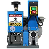 Wire Stripper Machine Speed 60ft/Min Wire Stripping Machine Wire Gauge Range 0.06-1inch Automatic Wire Stripper Portable For Scrap Copper Wire Cable Recycling