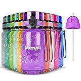 bumpli ® Kinder Trinkflasche - 350ml - mit Gratis...