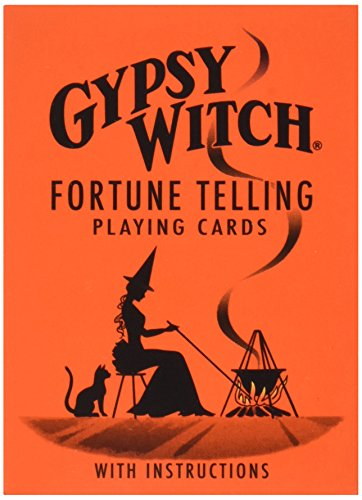 US Games Gypsy Witch Fortune Telling Cards