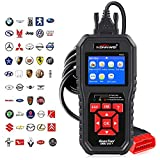 KONNWEI Auto OBD2 Scanner Professional Car OBD II Scanner Diagnostic Fault Automotive Code Reader Check Engine Light EOBD Scan Tool for All OBDII Protocol Cars Since 1996(KW850)