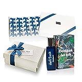 Pack 20 mini perfumes para hombre como detalles de boda para invitados Desigual...