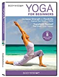 Yoga for Beginners DVD: 8 Yoga Video Routines for Beginners. Includes Gentle Yoga Workouts to Increase Strength & Flexibility