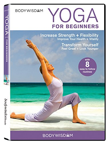 Yoga for Beginners DVD: 8 Yoga Video Routines for Beginners....