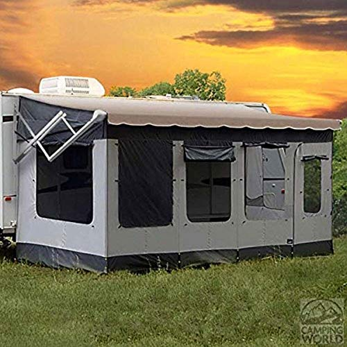 Carefree 292000 Vacation'r Screen Room for 20' to 21' Awning