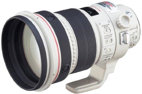 Canon 単焦点望遠レンズ EF200mm F2L IS USM フルサイズ対応