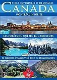 Canada (3 DVD) Montréal Insolite-Le Transcanadien-Les Forêts du Québec...