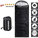 FUNDANGO Sleeping Bags for Adults Camping Sleeping Bags Warm Lightweight Sleeping Bags Cold Weather for Outdoor Activities Under Extreme Weather