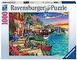Ravensburger Puzzle 1000 Pezzi, Meravigliosa Grecia, Linea Foto & Paesaggi, Puzzle per Adulti, Relax, Viaggi, Fotografia, Dimensione puzzle: 70x50 cm, Stampa di Qualità Elevata