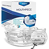 Reejoys Adjustable Mouth Guard, Custom Molded Mouthpiece, PRO 2 Prevent Bruxism Device to Help Your Sleep