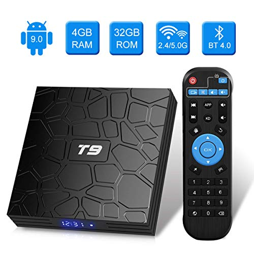 Android 9.0 TV BOX, Android Box con...