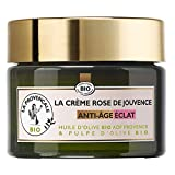 La Provençale Bio - Crème Rose de Jouvence Anti-Âge Éclat Certifié Bio...