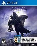 Destiny 2: Forsaken - PS4 [Digital Code] (Software Download)