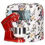 Stand Mixer Dust Cover,Kitchen Aid Mixer Cover Compatible With Kitchenaid Mixers,Hamilton Mixers,Anti Fingerprint Mixer Covers Fits All Tilt Head & Bowl Lift Compatible 6-8 Quart Models