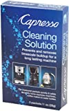 Capresso 640.13 Cleaning Solution 3 packets 1 oz (28g) (Packaging may vary),Blue,Small