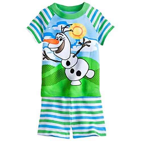 Disney Frozen Olaf Little Boys' Pajama Set (7)