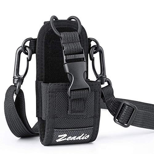 Zeadio ZNC-D 多機能 ポーチ ケース ホルダー GPS付き電話 送受信用無線機に - 1個入り