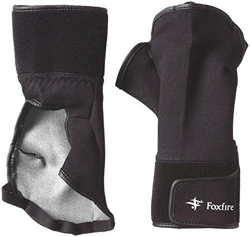 [フォックスファイヤー] 手袋 5020151 メンズ ブラック 日本 M-(日本サイズM相当)