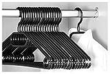 KEPLIN 20 Crochet Pivotant - De Qualit Sup Eacute - Noirs (40 cm de Large)