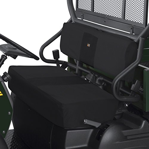 Classic Accessories QuadGear Black UTV Bench Seat Cover - 18-135-010403-00