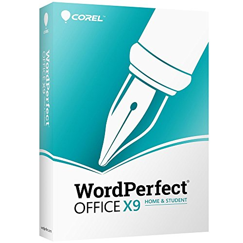 Corel WordPerfect Office X9 Home & Student Edition