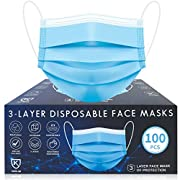 100 3-PLY MASKS – This big bulk of masks should keep you confident you won't run out quickly. This mask is for general use and NOT intended for medical usage. Comes in 2 packs of 50. 3-LAYERS of SANITARY FILTERING – Our BellaTerra face mask offers a ...