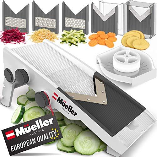 Mandoline Vegetable Slicer & Shredder
