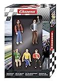 Carrera 21127 Set of Figures, Spectators for Slot Car Track