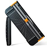 EVTECK LETION A4 Paper Cutter 12 Inch Titanium Paper Trimmer Scrapbooking Tool with Automatic...