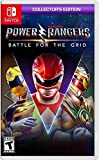 Power Rangers: Battle for the Grid Collector's Edition (NSW) - Nintendo Switch (Video Game)