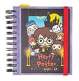 Erik - Agenda Scolaire Journalier 2020/2021 | Harry Potter | 11 mois