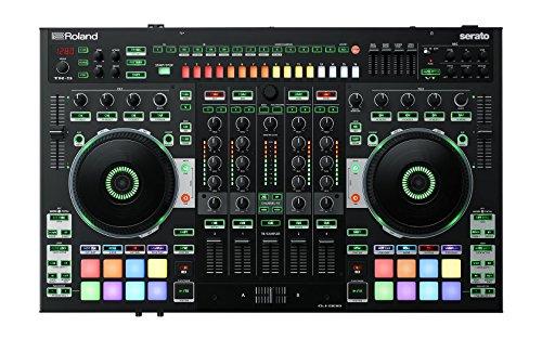 Roland DJ-808DJ controller con integrato drum machine e mixer a 4canali