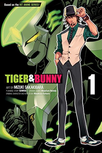 Tiger & Bunny, Volume 1