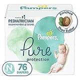Diapers Newborn/Size 0 (
