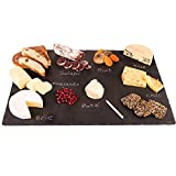 Extra Large Cheese Slate Platter...