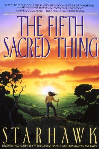 The Fifth Sacred Thing (Maya Greenwood Book 1) (English Edition)