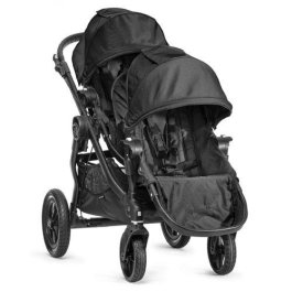Baby Jogger 2014 City Select Stroller Black Frame WITH Second Seat (Black)