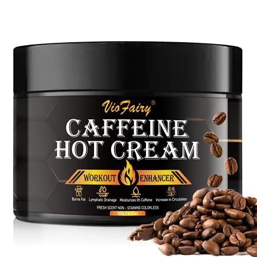 Caffeine Anti Cellulite Hot Cream, Body Sculpting...