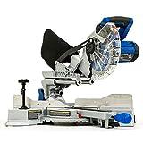 Kobalt Compact Sliding 7-1/4-in 10-Amp Single Bevel Sliding Laser Compound Miter Saw