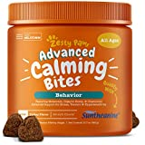 Zesty Paws Advanced Calming Soft Chews for Dogs - with Suntheanine &...