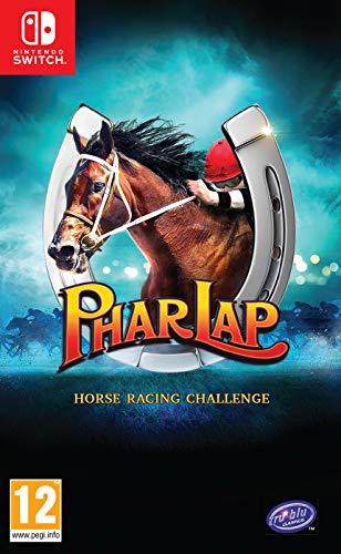 Phar Lap Horse Racing Challenge - Nintendo Switch