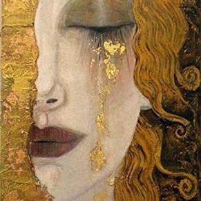 BBSJX Las Lágrimas De Oro De Gustav Klimt Rompecabezas Adultos Madera 1000 Piezas Niños Clásico Juego Creativo Arte…