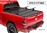 RetraxPRO XR Retractable Truck Bed Tonneau Cover | T-80243 | Fits 2019-2020 New Body Style Dodge RAM 1500 - Does Not Fit With Multi-Function (Split) Tailgate 5' 7' Bed