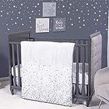 Trend Lab 3 Piece Crib Bedding Set, Sprinkle Stars