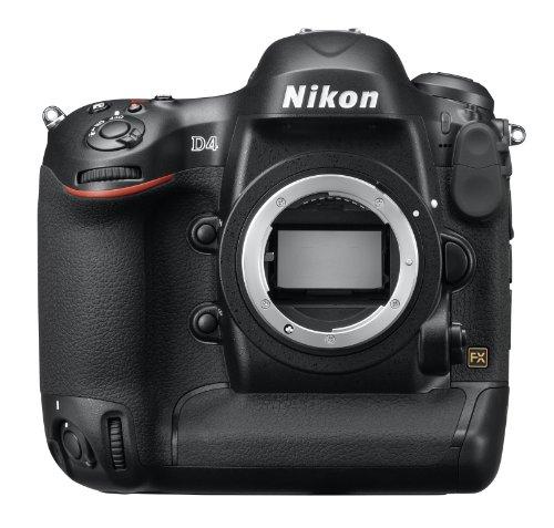 Nikon デジタル一眼レフカメラ D4 ボディー D4