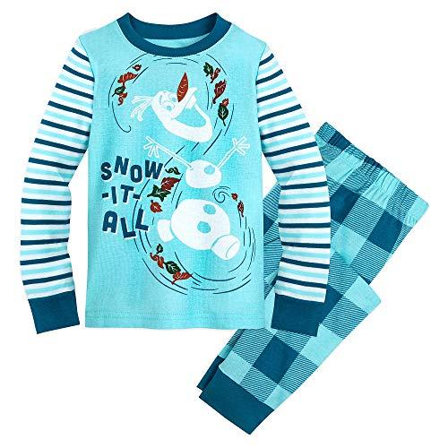 Disney Olaf PJ PALS for Boys – Frozen II- Size 2 Multi