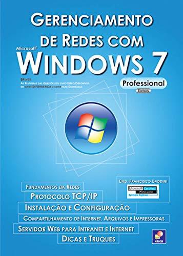 Gestión de red con Microsoft Windows 7 Professional